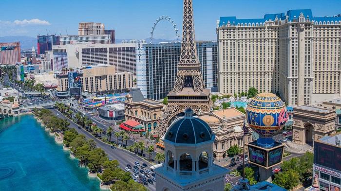 Kinh nghiệm đi tour du lịch Las Vegas – thiên đường giải trí hàng đầu thế giới