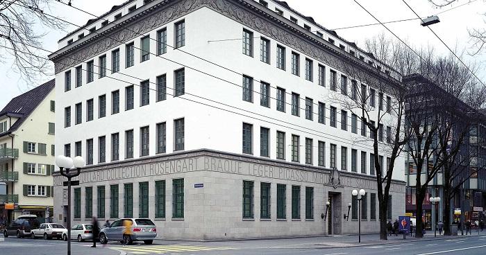 Bảo tàng nghệ thuật tại thành phố Lucerne