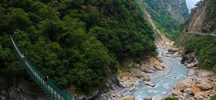 Kinh nghiệm du lịch vườn quốc gia Taroko Gorge tại Đài Loan