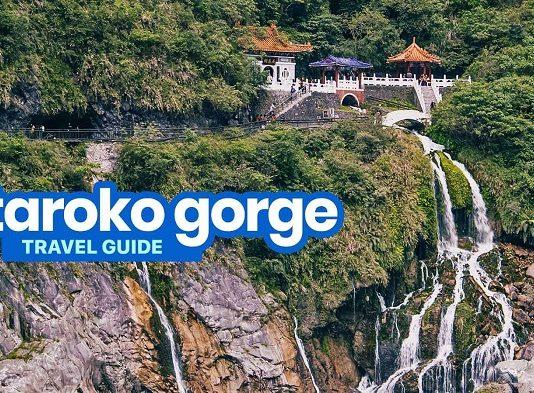 kinh nghiệm du lịch vườn quốc gia Taroko Gorge