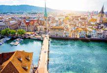 kinh nghiệm du lịch Zurich