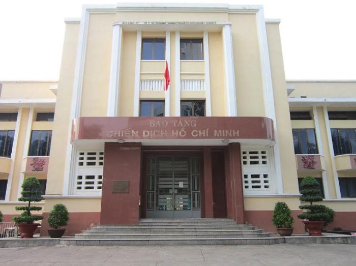 những bảo tàng nổi tiếng tại Sài Gòn