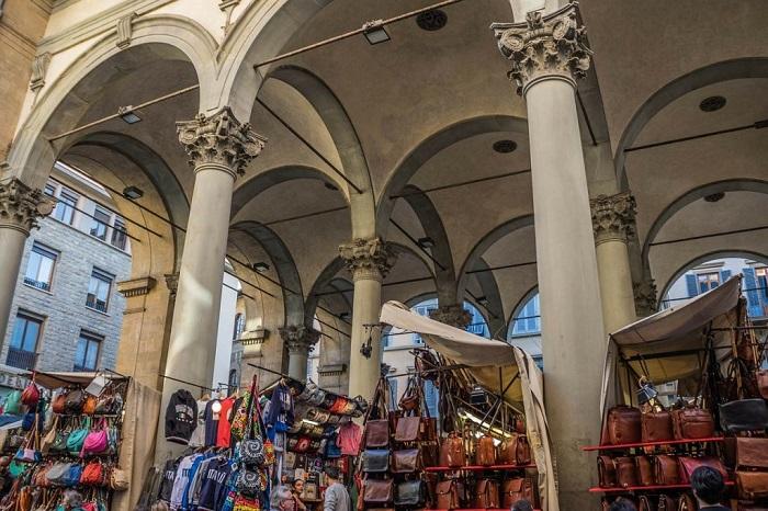 Khu chợ Mercato Nouvo
