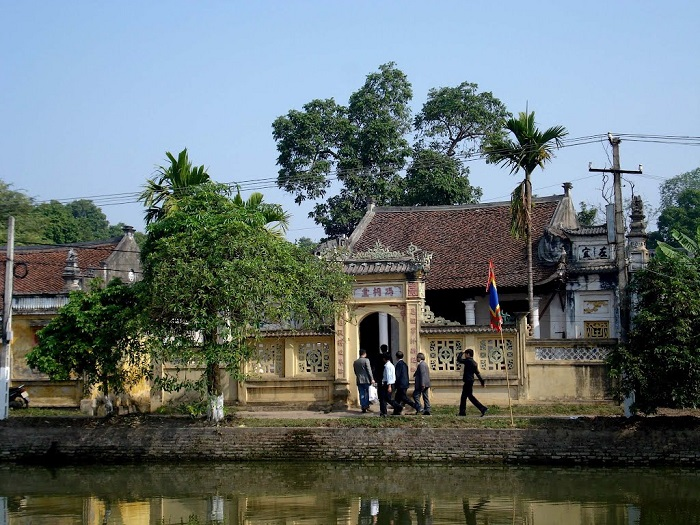 những địa điểm du lịch nổi tiếng tại Hưng Yên