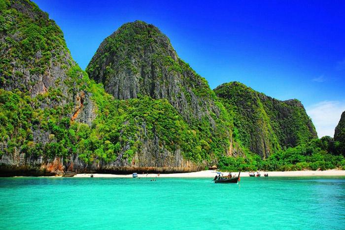 Thái Lan không chỉ có các ngôi chùa mà còn có nhiều bãi biển tuyệt đẹp