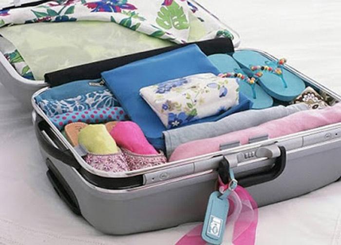 Chuẩn bị hành lý, đồ dùng cá nhân