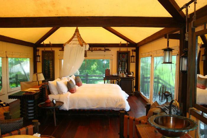 Lưu trú ở Thái Lan