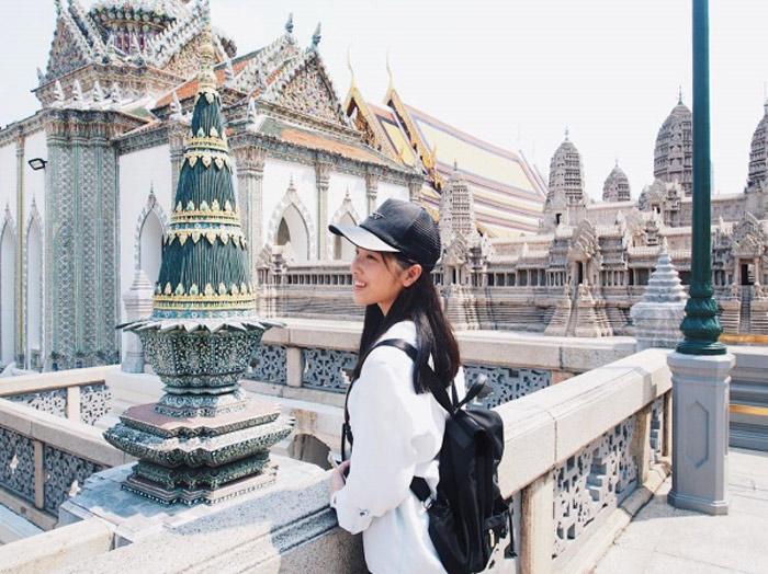 Tham quan các ngôi chùa