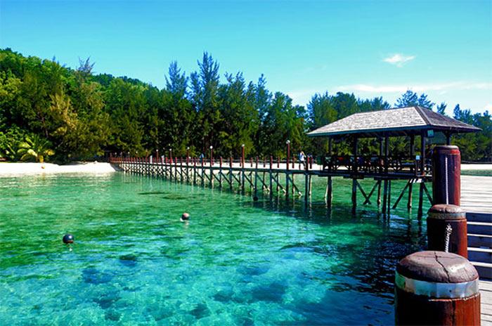 Đảo Manukan