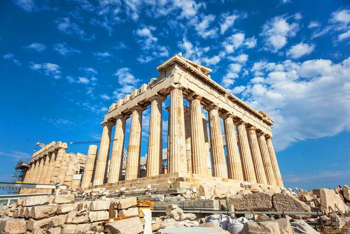 Khu đền Acropolis
