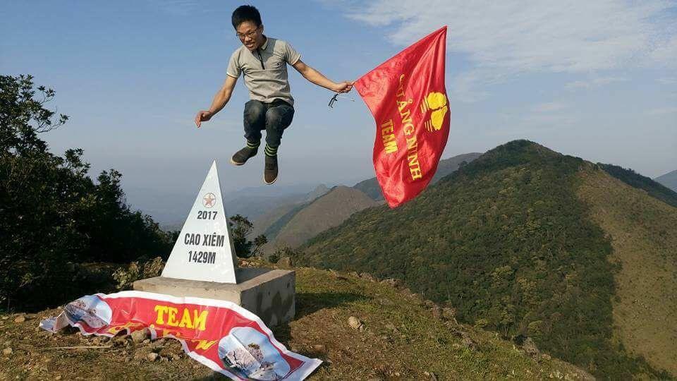 Đỉnh núi Cao Xiêm
