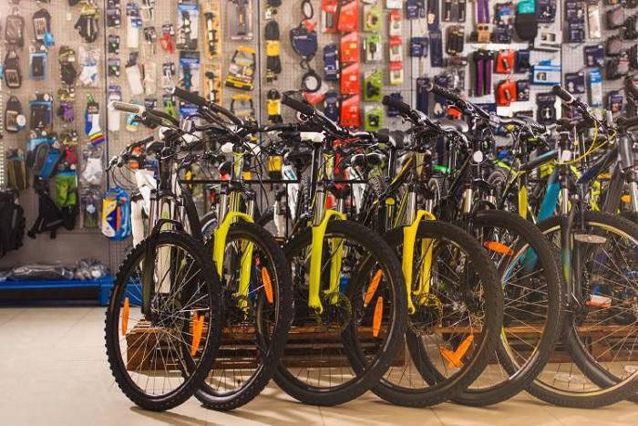 Bạn có thể di chuyển tại Breda bằng xe đạp