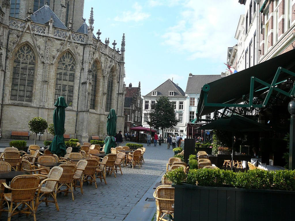 Khu phố cổ Old Town Breda