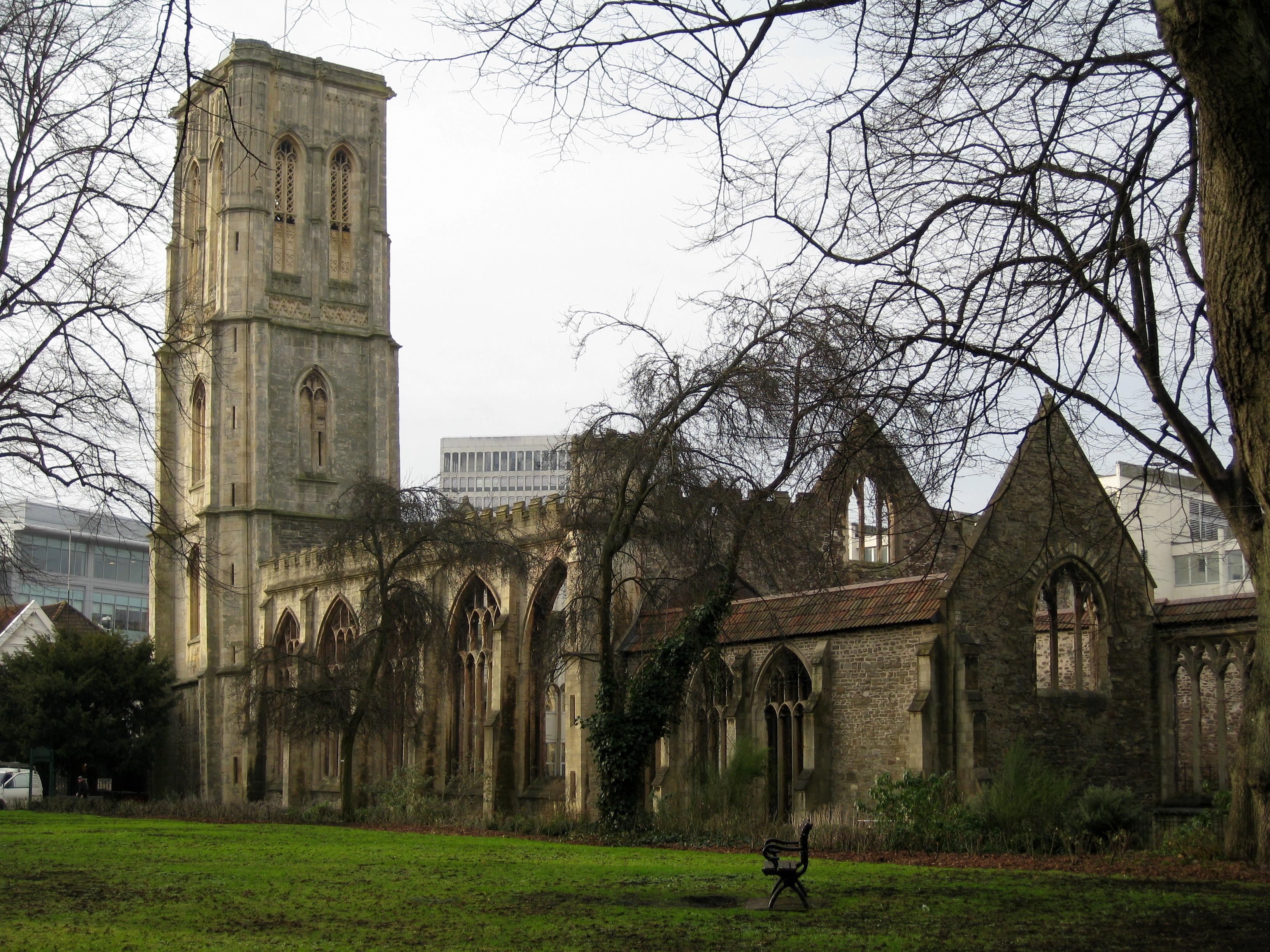 Nhà thờ Bristol