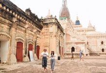 kinh nghiệm du lịch bụi Myanmar
