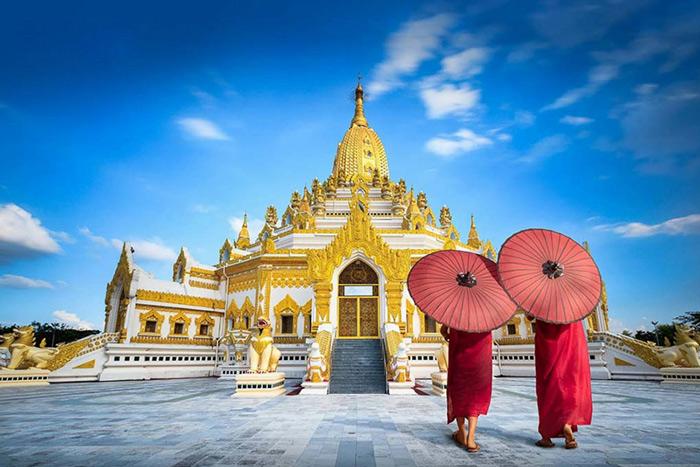 Myanmar là đất nước rất dễ du lịch bụi