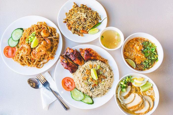 Ẩm thực Myanmar không quá đặc sắc, nhưng cũng không quá khó ăn
