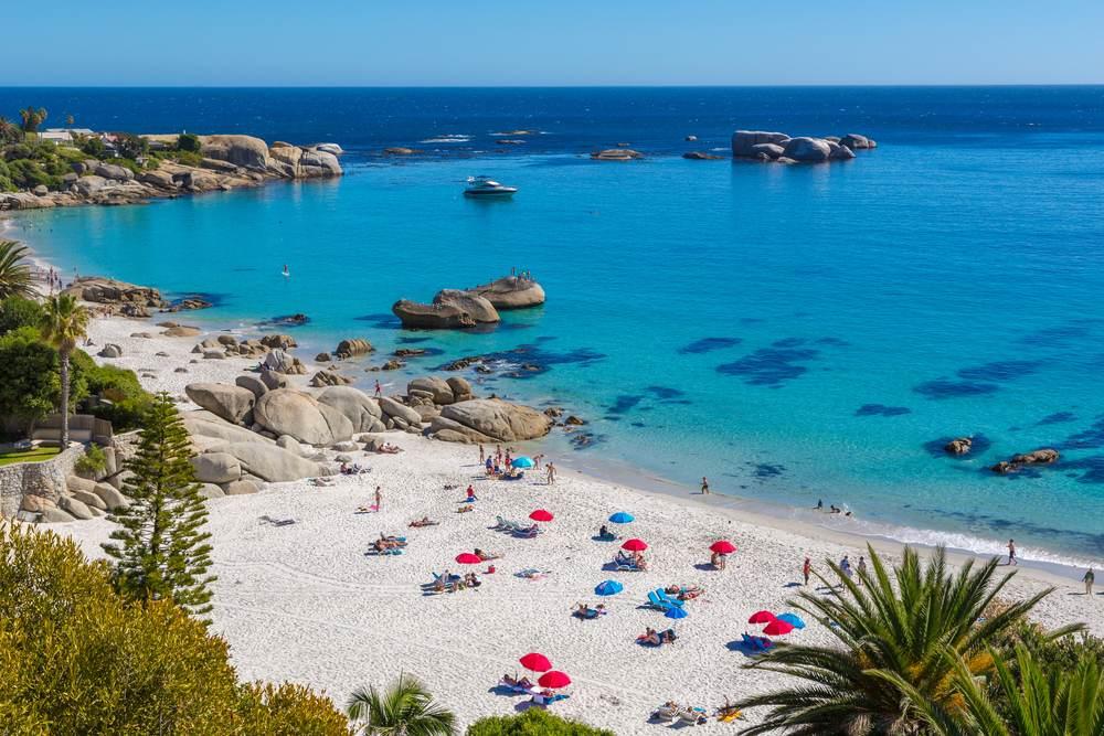 Bãi biển Cape Town