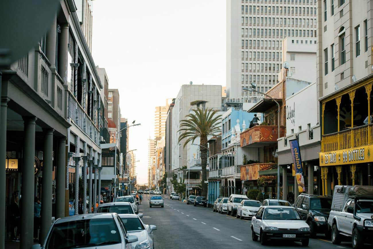 Con phố Long Street