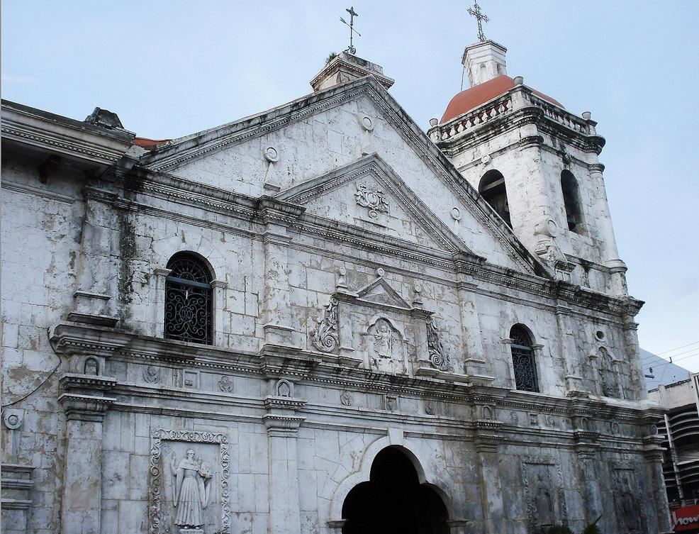 Nhà thờ Basilica del Santo Nino