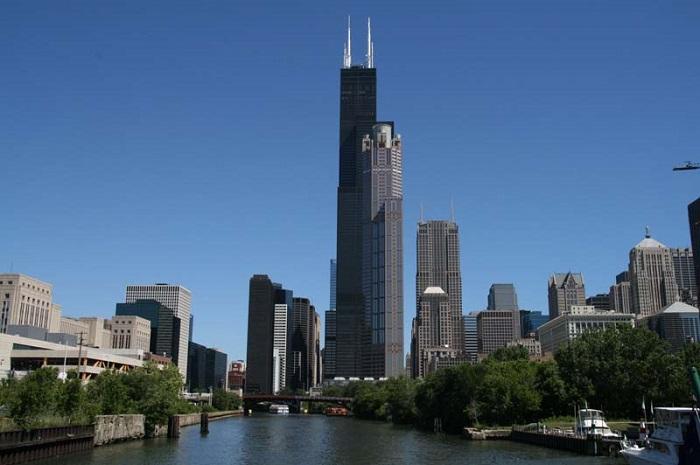 Tòa tháp Sears