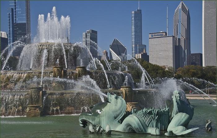 Tháp nước Chicago