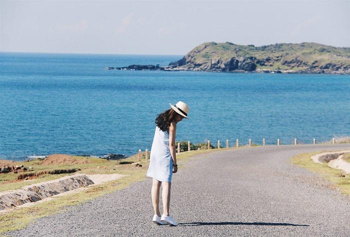 Phu Quy island travel experience