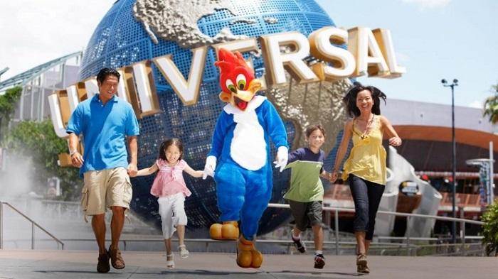 Công viên Universal Studio Singapore