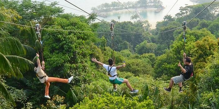 Công viên Megazip Adventure Park