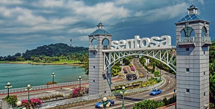 kinh nghiệm du lịch đảo Sentosa