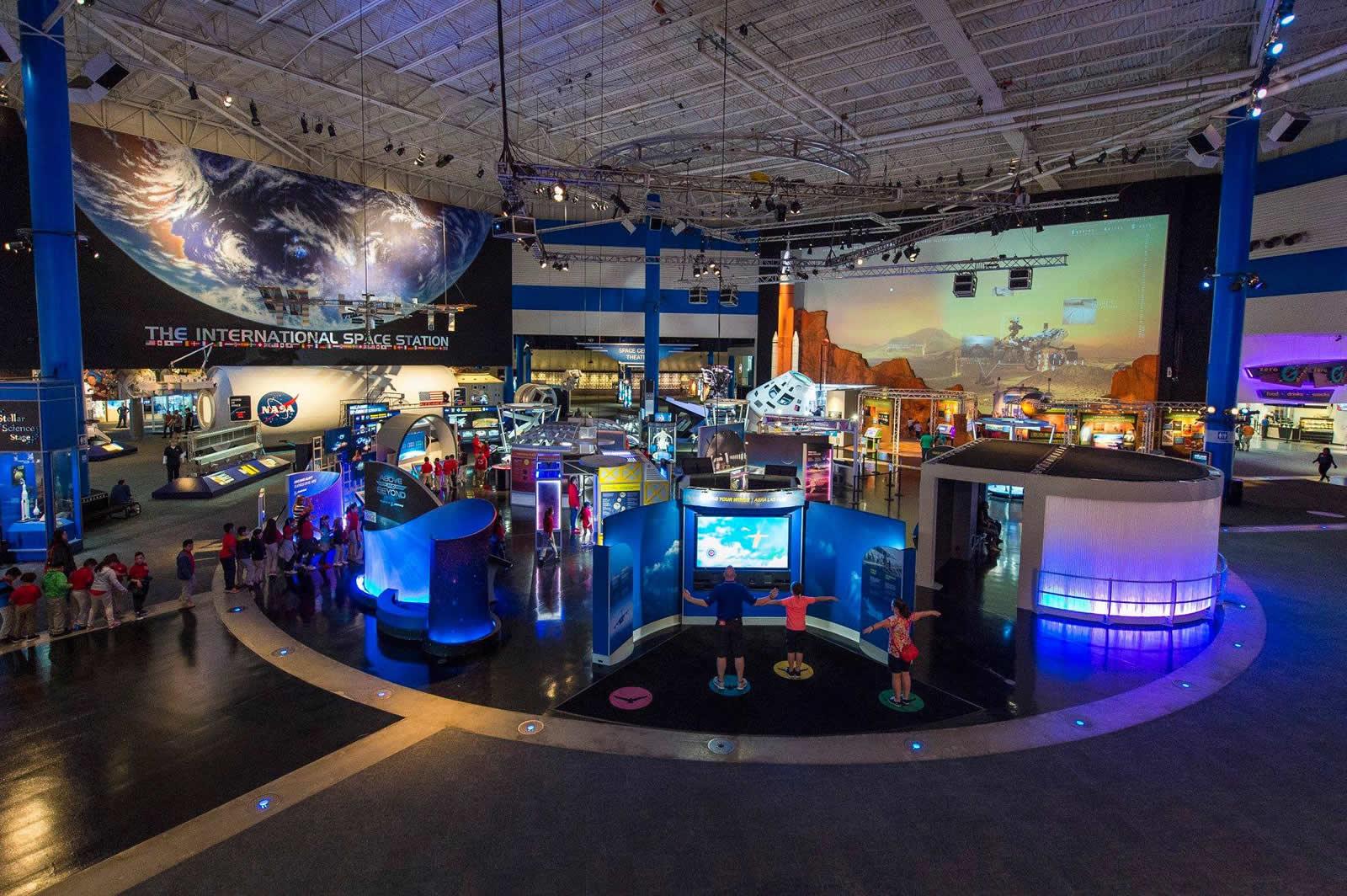 Trung tâm vũ trụ NASA