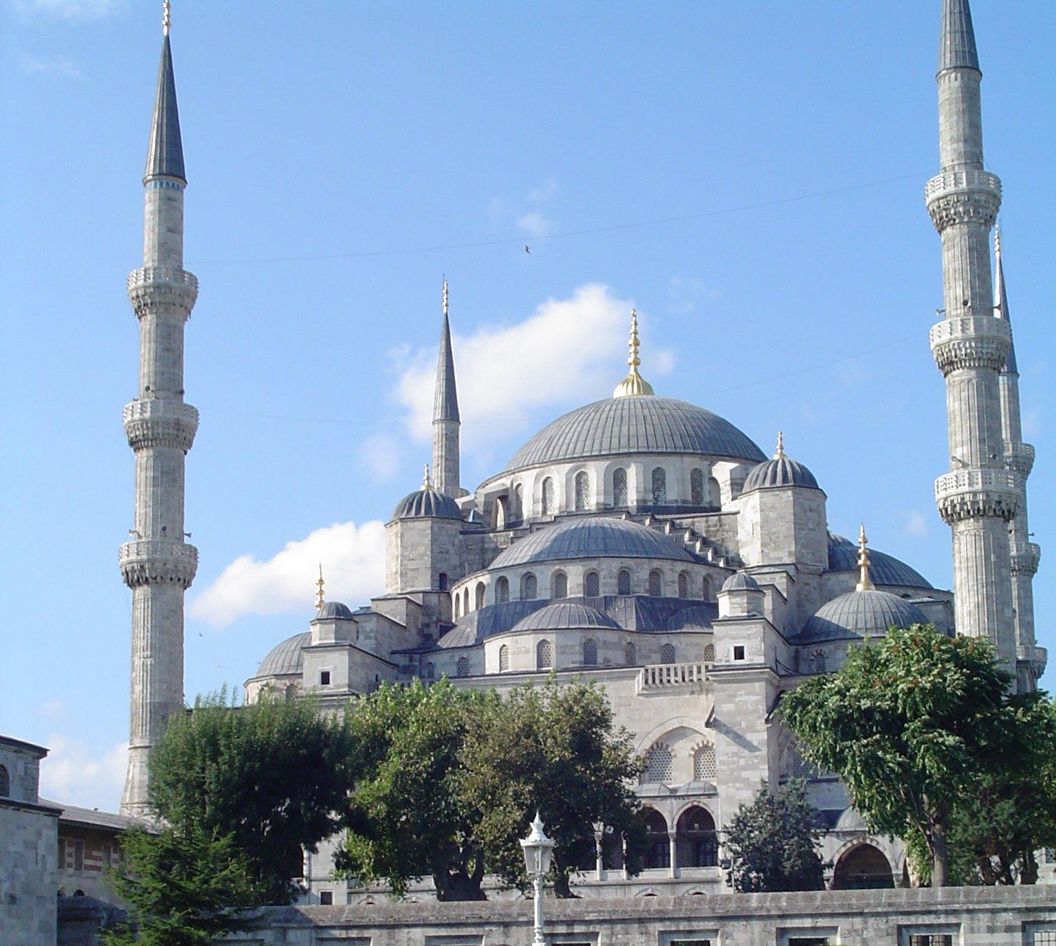 Đền thờ Blue Mosque