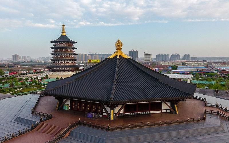 Minh Đường và Thiên Đường là một quần thể di tích nổi tiếng tại Lạc Dương