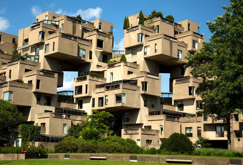 Chung cư Habitat 67