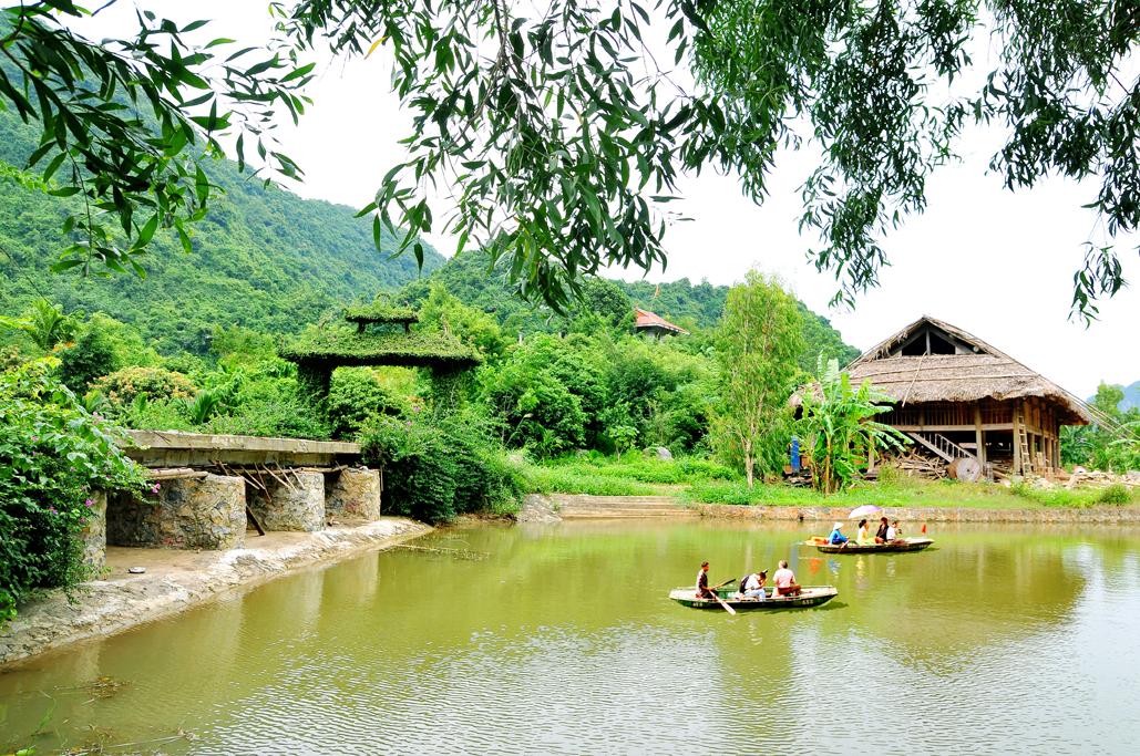 kinh nghiệm du lịch Thung Nham