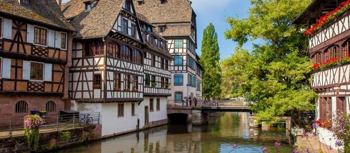 kinh nghiệm du lịch Strasbourg