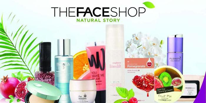 Mỹ phẩm The Face shop