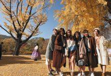 Mặc gì khi du lịch Nhật Bản vào mùa thu