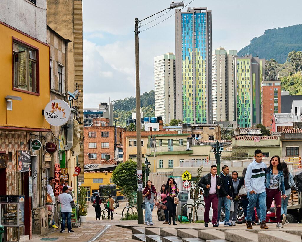 kinh nghiệm du lịch Bogota