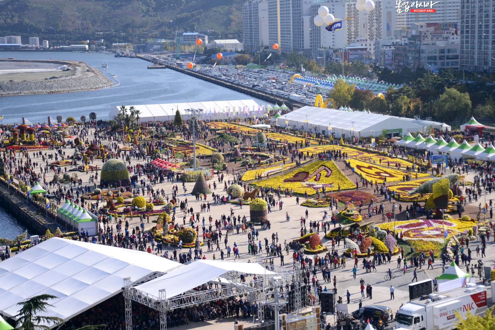 kinh nghiệm du lịch Changwon