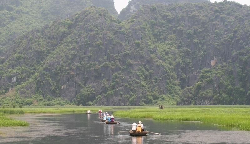 kinh nghiệm du lịch đầm Vân Long