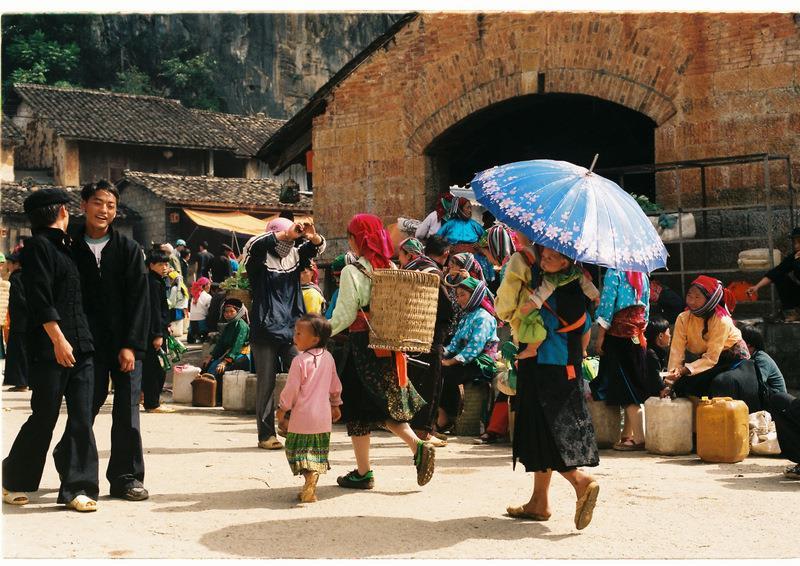 Khu phố cổ Đồng Văn