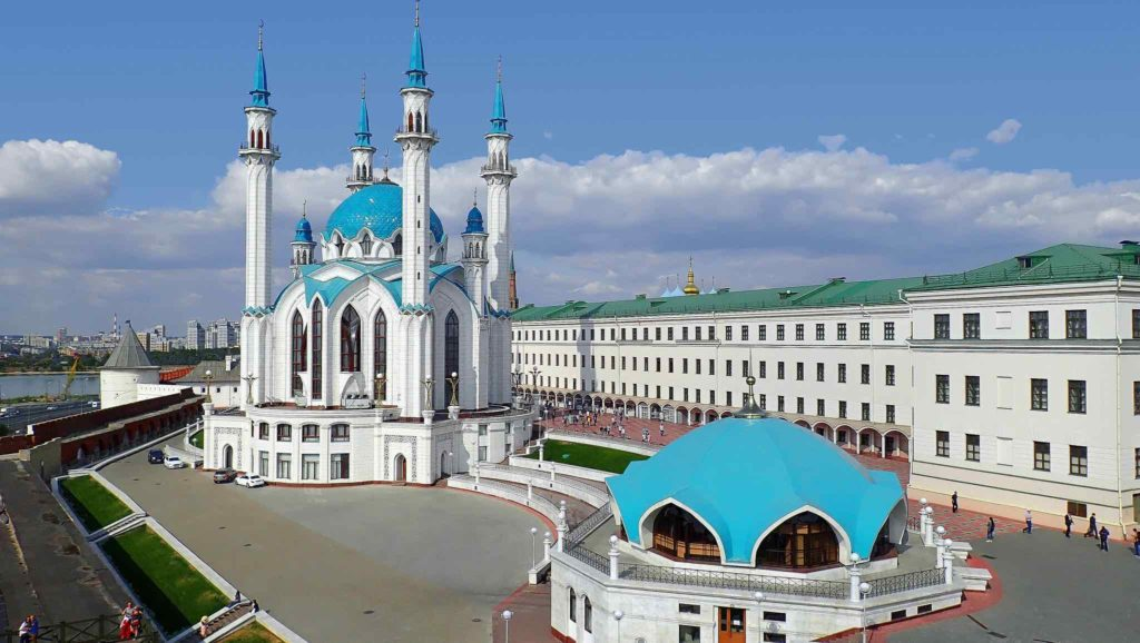 Cung điện Kremlin Kazan