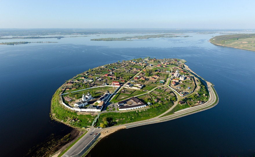Hòn đảo Sviyazhsk
