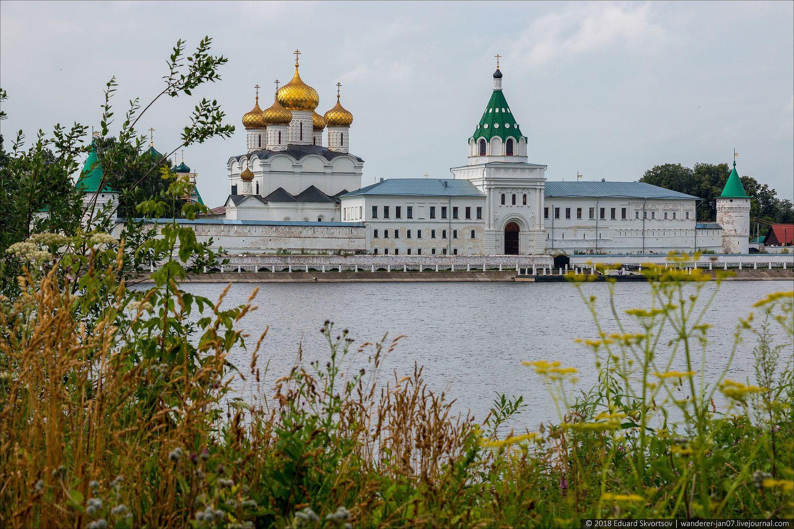 Tu viện Ipatiev Sky