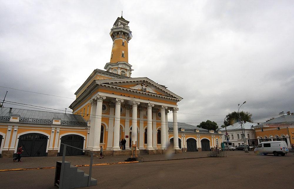 Thành phố Kostroma có rất nhiều viện bảo tàng