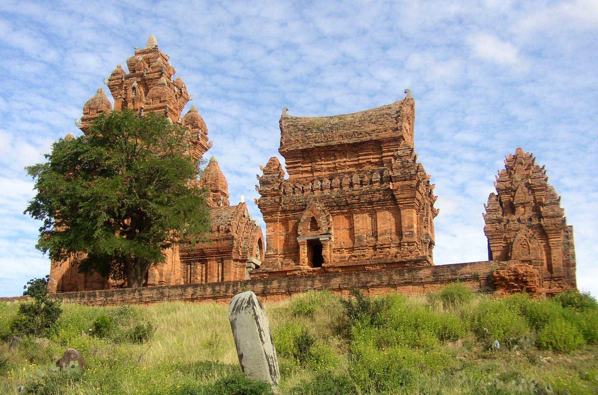 Vẻ đẹp của tháp Po Klong Garai