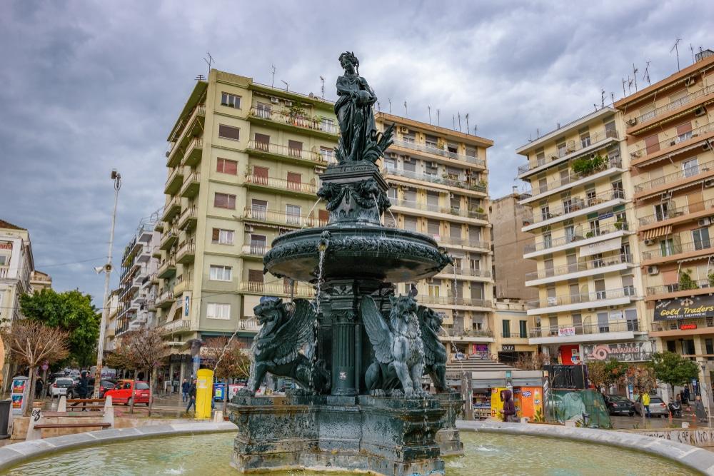 Quảng trường Plateia Georgiou