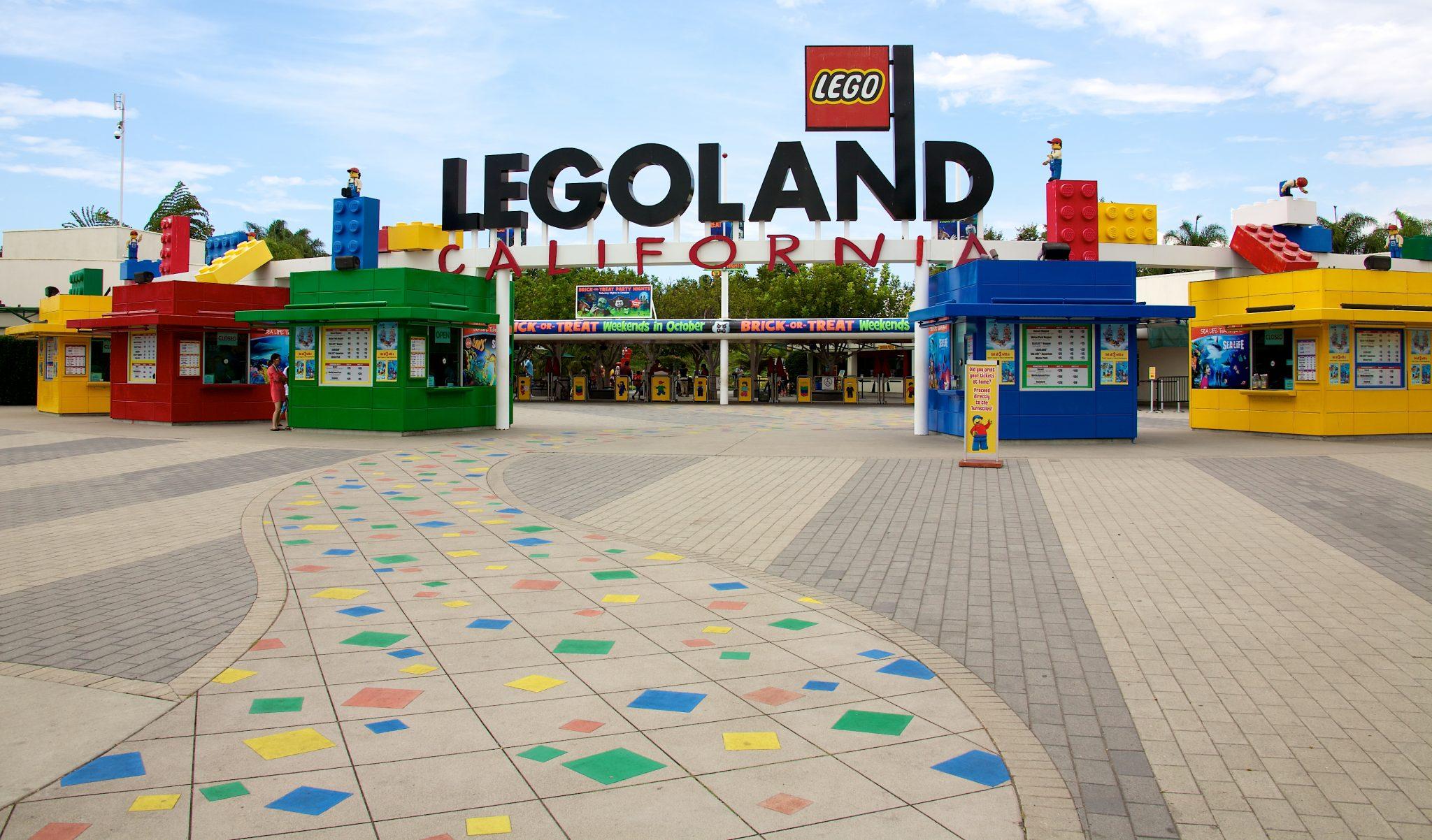 Công viên giải trí Legoland San Diego