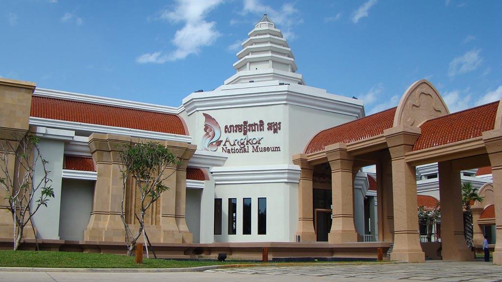 Bảo tàng Angkor National Museum